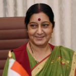 Sushma Swaraj urges expats to assist in developing India