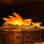 Sydney Opera House lights up for Deepavali