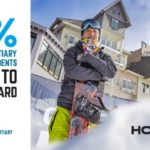 Learn to ski or snowboard at half the price
