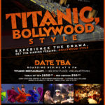 Green&Gold's Titanic, Bollywood Style