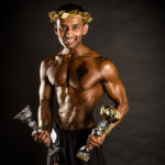 Willpower key to bodybuilding championship win: Willbur