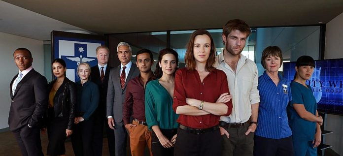 The full cast of PULSE
