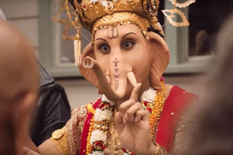 Peulich: VMC must engage on Lord Ganesha ad