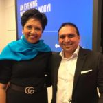 An evening with Indra Nooyi