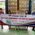 PT Inasentra Unisatya Exports the First Indonesian Vegan Candy to South Korea