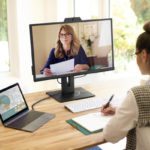 ViewSonic Expands the Flexible Hybrid Working Scenario with Brand New Video Conferencing Monitor VG2440V