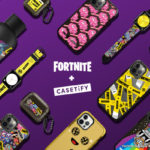 CASETiFY And Epic Games Partner To Launch Fortnite Tech Accessory Collection