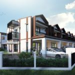 Myra Alam's Phase 3 Terrace Homes Offer Customizable Space and Lush Backdrops