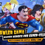 """A DC genuine authorized superhero fighting mobile game, """"DC Battle Arena"""" is released today"""