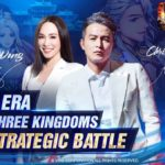 Christopher Lee and Fann Wong become the ambassadors of OMG! Gods of Three Kingdoms in Singapore, Malaysia, and Vietnam