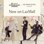 Jo Malone London brings scent-sational virtual shopping experience to Southeast Asia with Lazada